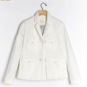 NWT Anthropologie Neve Utility Jacket Size 8